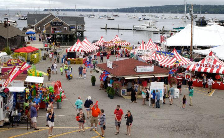 How the Maine Lobster Festival hopes to gain back local