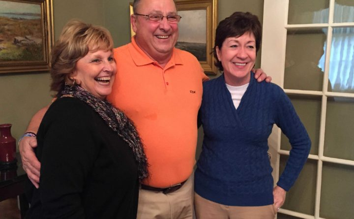 Paul LePage downplays past criticism of Susan Collins: 'I absolutely endorse' her