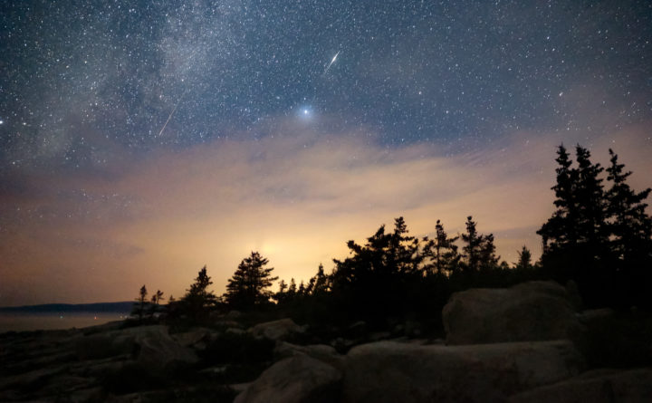 How To Livestream The Perseid Meteor Shower On Tuesday