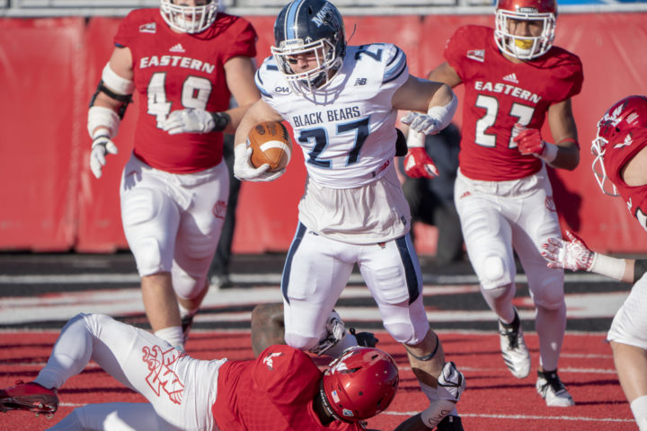 UMaine football team regains services of 2 key offensive players in time for season opener