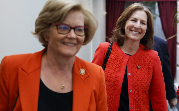 Why Chellie Pingree broke with her Maine colleagues on Israel and Palestine