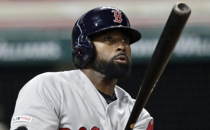 Lindor's base-running gaffe helps Boston Red Sox edge