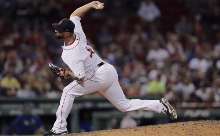 Red Sox halt 8-game skid with win over Kansas City — Boston Red Sox
