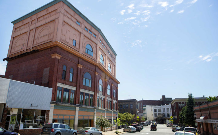 This empty Bangor building's owner paid his back taxes 3