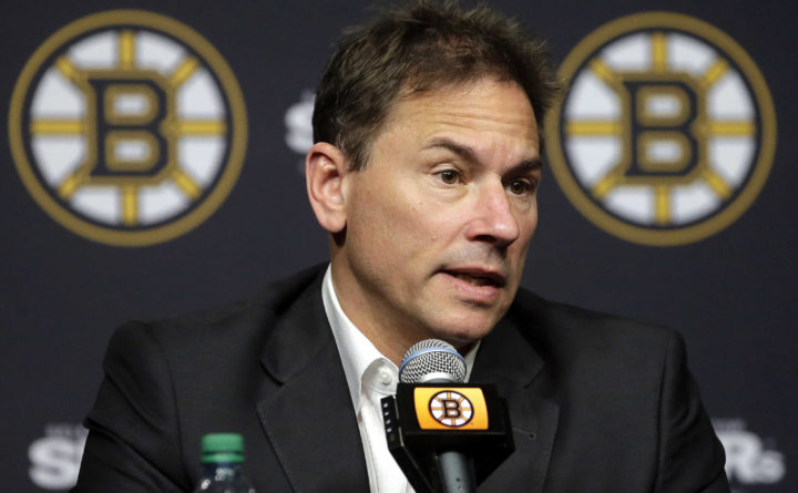 Bruins hand coach Bruce Cassidy multi-year extension class=
