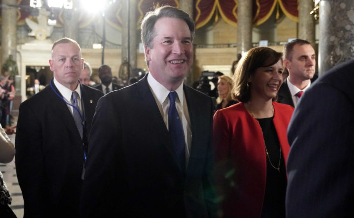 Book reveals new allegations against Brett Kavanaugh, FBI's handling of probe