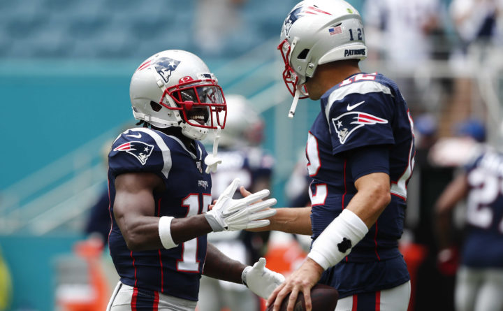 pick up 61bd8 4c0d7 Tom Brady has 'personal feelings' about Antonio Brown, but ...