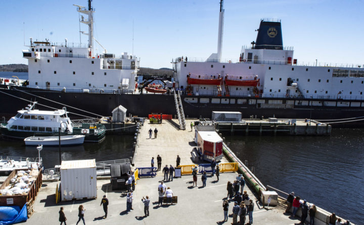 $300M for new Maine Maritime ship gets Senate committee's unanimous OK