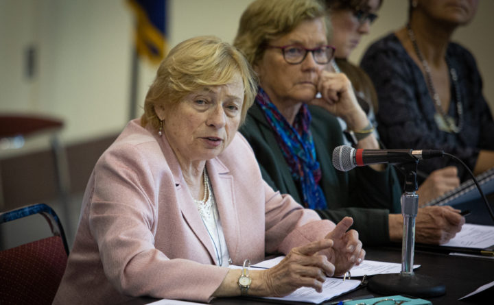 Janet Mills Will Address The United Nations On Climate