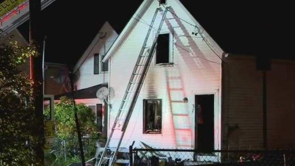 Fire at vacant Lewiston home considered suspicious