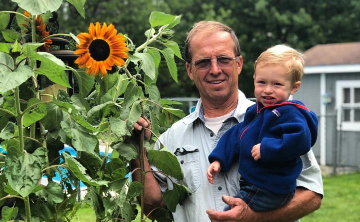 Larry Lord's condition upgraded month after Farmington explosion