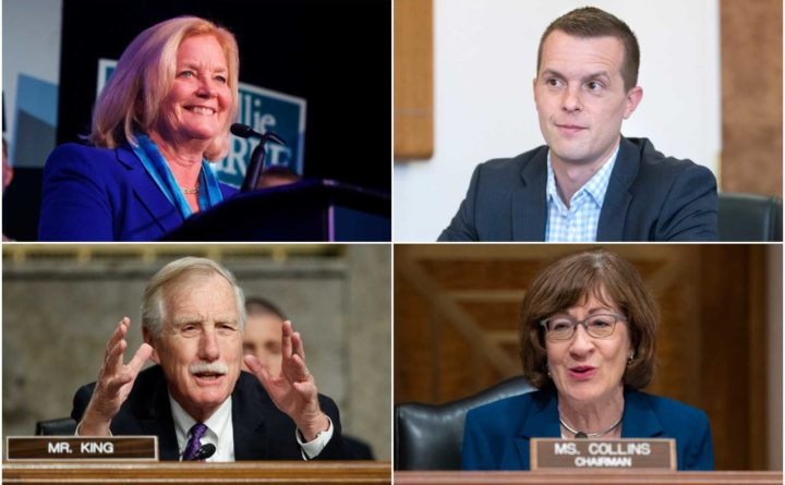 How Maine's members of Congress voted over the past week