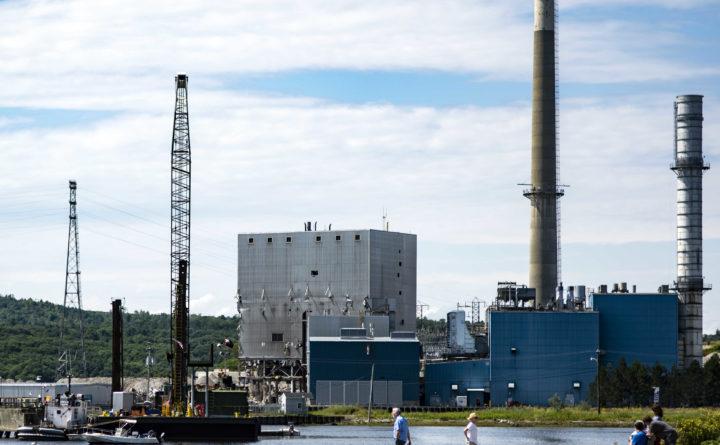 Land lease along the Penobscot River pushes Bucksport salmon farm closer to construction
