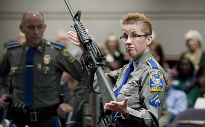 US Supreme Court will not shield gun maker from Sandy Hook lawsuit