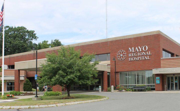 Mayo Regional Hospital logo