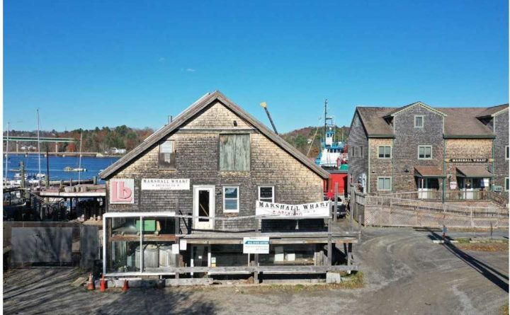 Once a beloved brewery, this waterfront building is now slated for auction