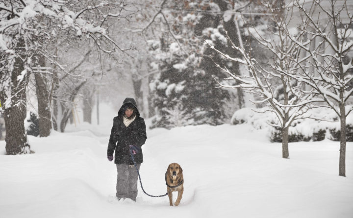 Winter Storm Could Dump Up To 9 Inches Of Snow Over Bangor