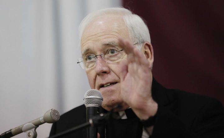 Buffalo bishop resigns under fire for handling of misconduct