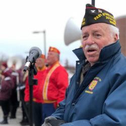 Bangor remembers 78th Pearl Harbor anniversary