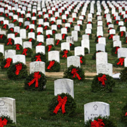 Maine wreaths are headed to Arlington National Cemetery