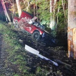 Feds say blood sample taken from driver in Acadia crash that killed 3 is admissible