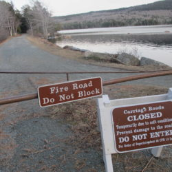 Popular Acadia carriage road will close for parts of 2020 as park finishes road work