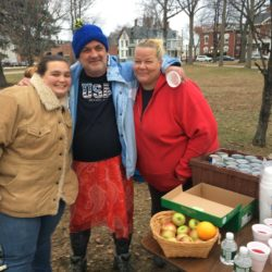 This Auburn woman who used to be homeless gives out food and warm clothes to those in need
