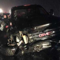 3 hurt in Warren collision