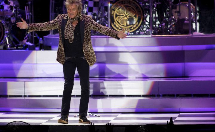 Rod Stewart, Cheap Trick to kick off 2020 tour at Blossom