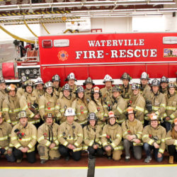 A note on the Waterville Fire Department story