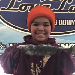Long Lake Ice Fishing Derby attracts 1,600 anglers despite freezing rain