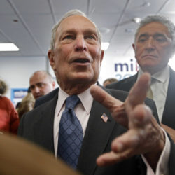 Matthew Dunlap chides Michael Bloomberg on inaccurate mailing