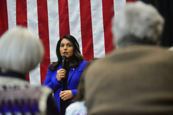Tulsi Gabbard drew a big Maine crowd, but they can't all help her win the Democratic presidential nod