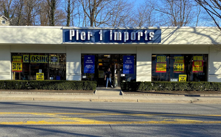 Pier 1 Imports Files for Chapter 11 Bankruptcy, Now For Sale