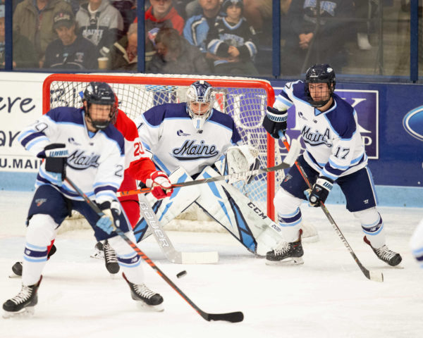 UMaine men's hockey team looking for key points against Vermont