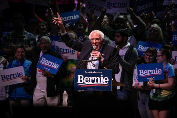 Bernie Sanders dominates Democratic fundraising in Maine ahead...