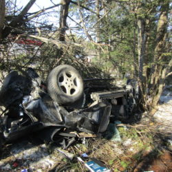Bradley man injured in crash that closed I-95 in Orono for two hours