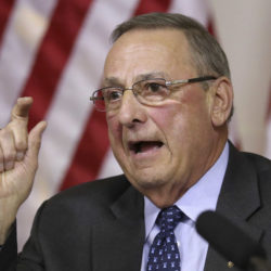 Paul LePage says he was paid $7,500 last year to advocate for CMP corridor