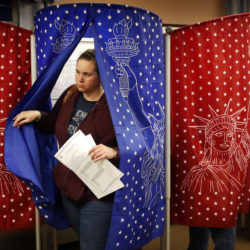 It's the last day to request absentee ballots ahead of Maine's Tuesday election