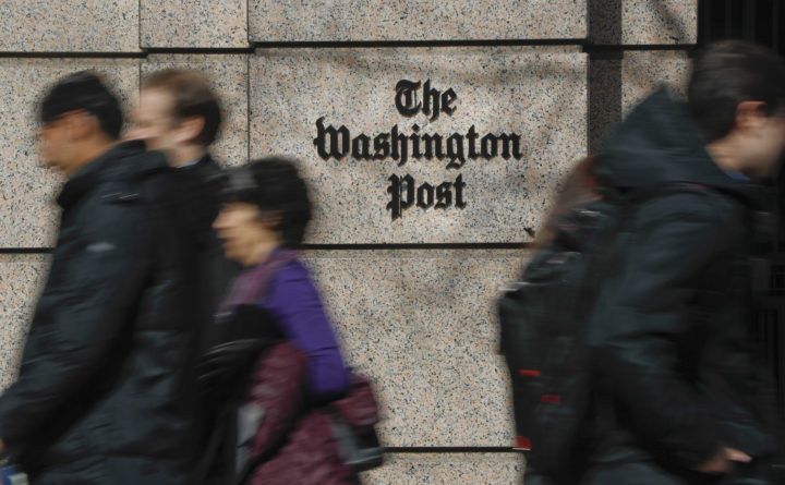 Trump campaign sues The Washington Post for libel over Russian Federation allegations