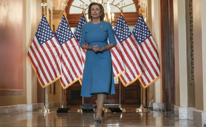 Pelosi attempted to sneak taxpayer-funded abortions into the coronavirus relief bill