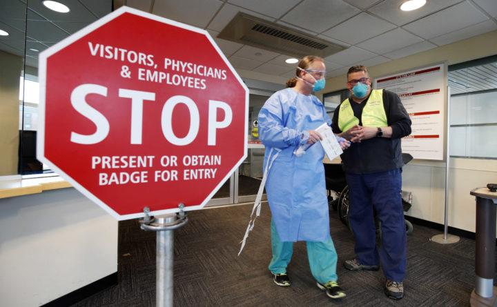 Maine Has First 'Presumptive Positive' Case Of Coronavirus