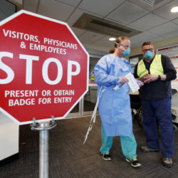 Are you a medical worker fighting the coronavirus? The BDN wants to hear from you.