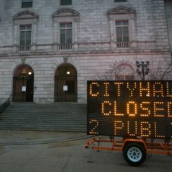Strict Portland shutdown extended through April 27