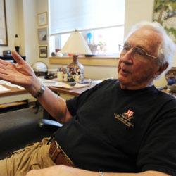 UMaine professor with Antarctic glacier named for him dies