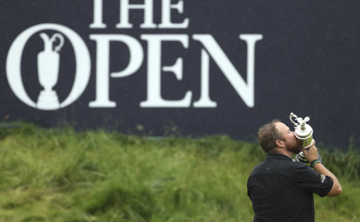 Open Championship canceled in wake of coronavirus pandemic