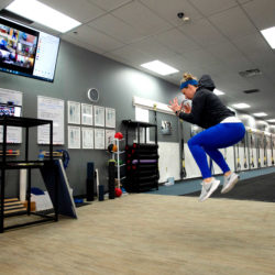 Bangor gyms survive by keeping clients active and engaged with online video workouts