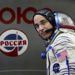 Maine astronaut enters orbit during his third spaceflight