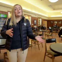 With campuses closed to prospective students, Maine colleges turn to virtual tours to woo students