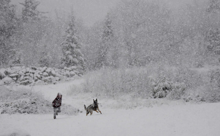April Storm To Bring Up To A Foot Of Snow In Parts Of Maine